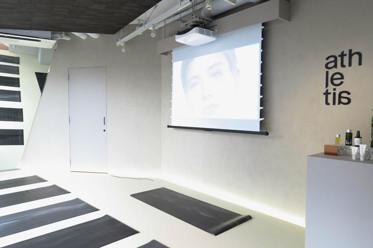 店舗2階 スタジオ